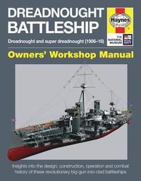 bokomslag Dreadnought Battleship Manual