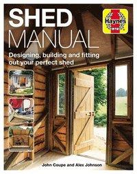 bokomslag Shed Manual