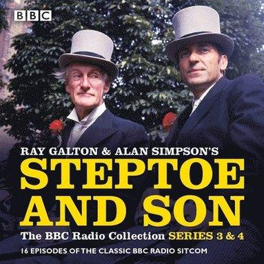 bokomslag Steptoe & son - series 3 & 4: 16 episodes of the classic bbc radio sitcom