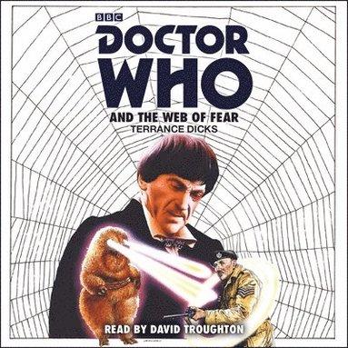 bokomslag Doctor who and the web of fear - 2nd doctor novelisation