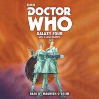 bokomslag Doctor who: galaxy four - 1st doctor novelisation