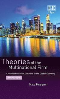 bokomslag Theories of the Multinational Firm