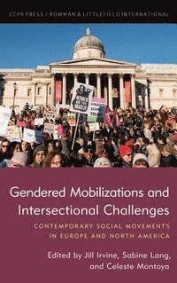 bokomslag Gendered Mobilizations and Intersectional Challenges