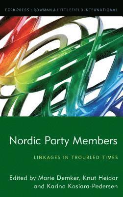bokomslag Nordic Party Members