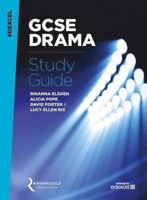 bokomslag Edexcel gcse drama study guide