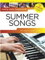 bokomslag Really easy keyboard - summer songs