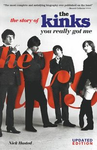 bokomslag Story of the kinks - you really got me