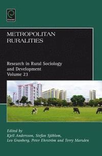 bokomslag Metropolitan Ruralities