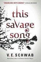 bokomslag This Savage Song