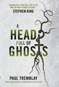 bokomslag A Head Full of Ghosts