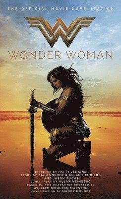 bokomslag Wonder woman, the official movie novelization - the official movie noveliza
