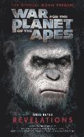 bokomslag War for the planet of the apes - revelations
