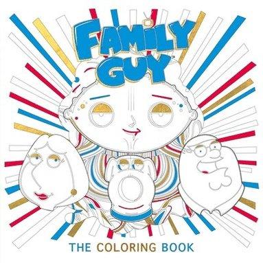 bokomslag Family guy - the coloring book