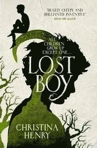 bokomslag Lost Boy: All children grow up except one...