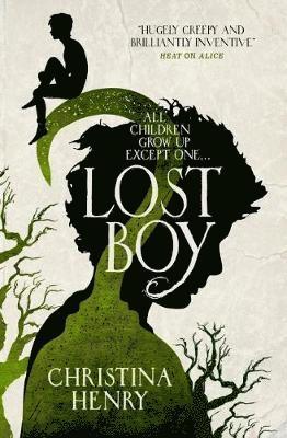 bokomslag Lost Boy: All children grow up except one...