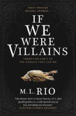 If we were villains 1