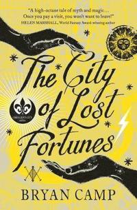 bokomslag City of Lost Fortunes