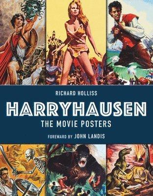 bokomslag Harryhausen - The Movie Posters