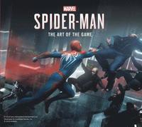 bokomslag Marvel's Spider-Man: The Art of the Game