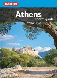 bokomslag Berlitz pocket guide athens
