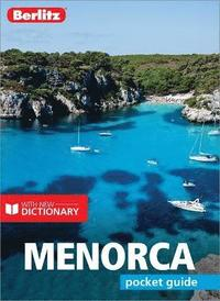 bokomslag Menorca Pocket Guide
