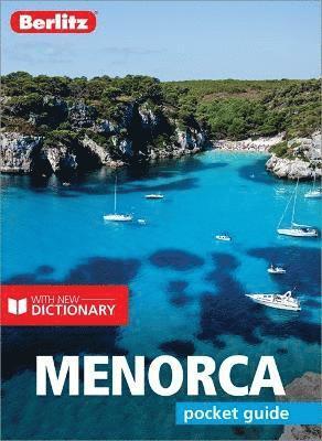 bokomslag Berlitz Pocket Guide Menorca (Travel Guide with Dictionary)