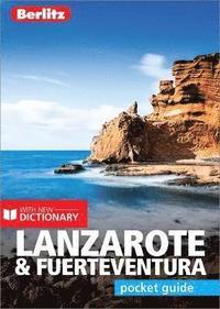 bokomslag Lanzarote & Fuerteventura Berlitz Pocket Guide
