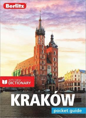 bokomslag Krakow Berlitz Pocket Guide