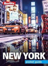 bokomslag New York City Pocket Guide