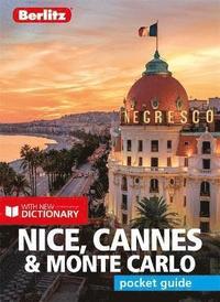 bokomslag Nice, Cannes & Monte Carlo