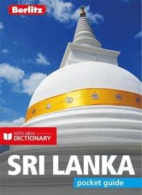 bokomslag Berlitz Pocket Guide Sri Lanka (Travel Guide with Dictionary)