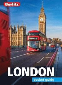 bokomslag London Berlitz Pocket Guide