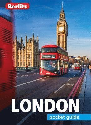 bokomslag London Berlitz Pocket Guide
