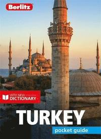 bokomslag Turkey Berlitz Pocket Guide