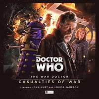 bokomslag War doctor 4: casualties of war