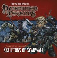 bokomslag Pathfinder Legends: The Crimson Throne: Skeletons of Scarwall: No. 3.5
