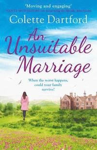 Unsuitable marriage - an emotional page turner, perfect for fans of hilary