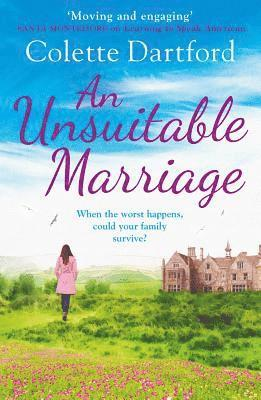bokomslag Unsuitable marriage - an emotional page turner, perfect for fans of hilary