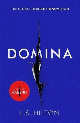 bokomslag Domina - more dangerous. more shocking. the thrilling new bestseller from t