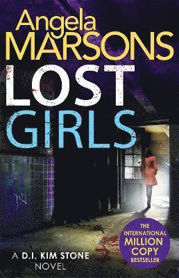 bokomslag Lost girls - a fast paced, gripping thriller novel