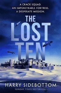 bokomslag The Lost Ten