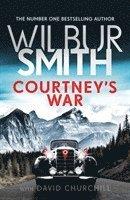 bokomslag Courtney's War