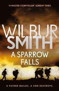 bokomslag A Sparrow Falls