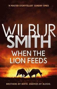 bokomslag When the Lion Feeds