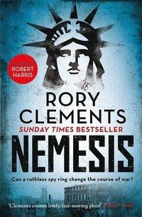 bokomslag Nemesis: An unputdownable wartime spy thriller