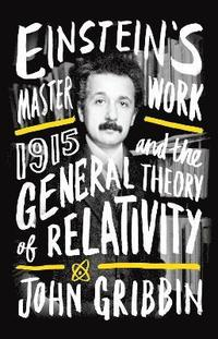 bokomslag Einsteins masterwork - 1915 and the general theory of relativity