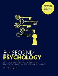 bokomslag 30-Second Psychology