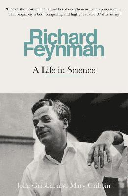 bokomslag Richard Feynman: A Life in Science