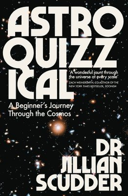bokomslag Astroquizzical: A Curious Journey Through Our Cosmic Family Tree
