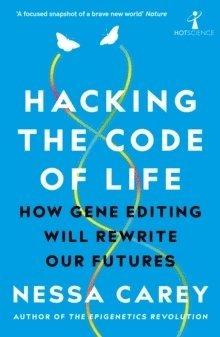 bokomslag Hacking the Code of Life